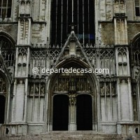 obiective turistice Bruxelles: catedrala St. Michael si Gudula