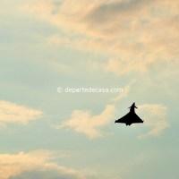 Eurofighter Typhoon (Royal Air Force) @ BIAS 2015