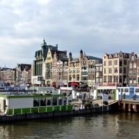 Rederij Plas, Damrak, Amsterdam