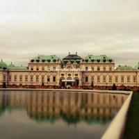 Targ de Craciun @ Viena, Belvedere