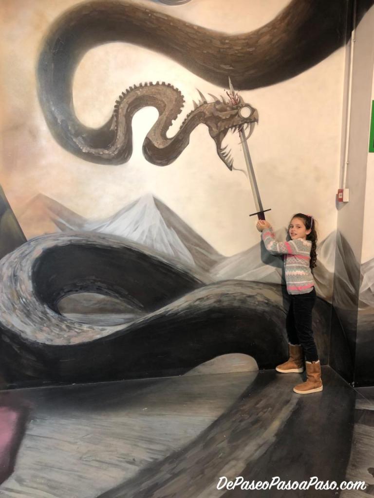 museo de ilusiones Barcelona