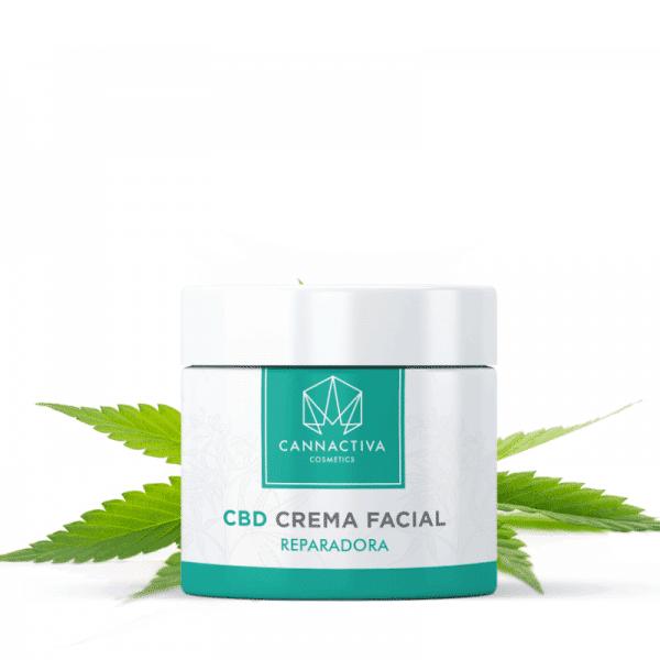 Comprar crema facial CBD