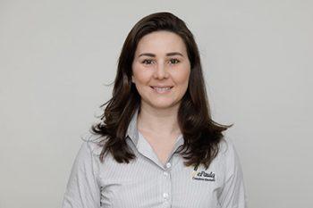 Danielle Rafagnin - Coordenadora de Qualidade-