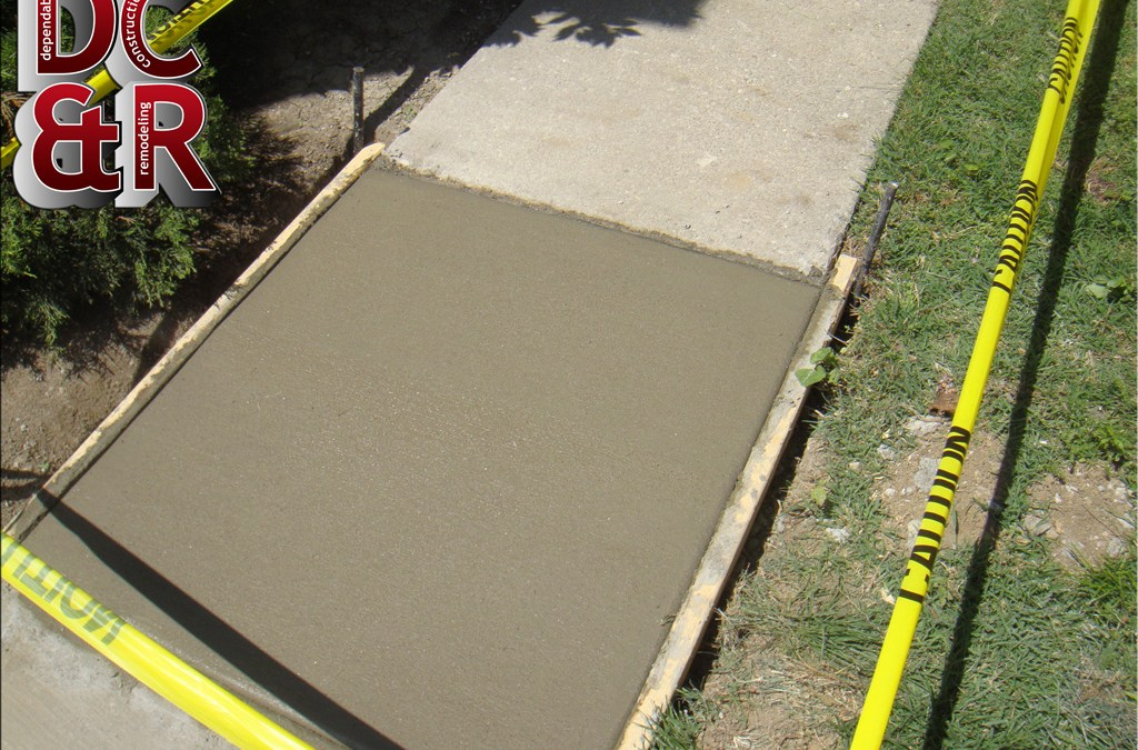 Sidewalk Slab