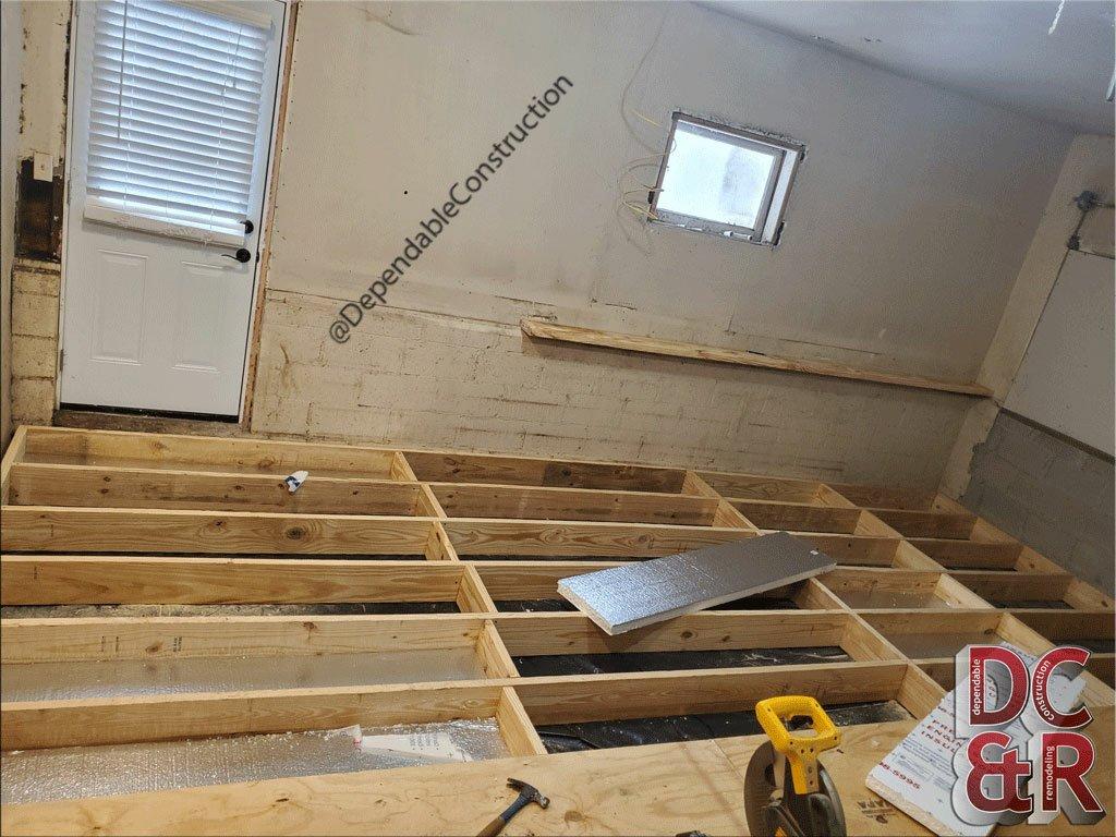 Garage Buildout