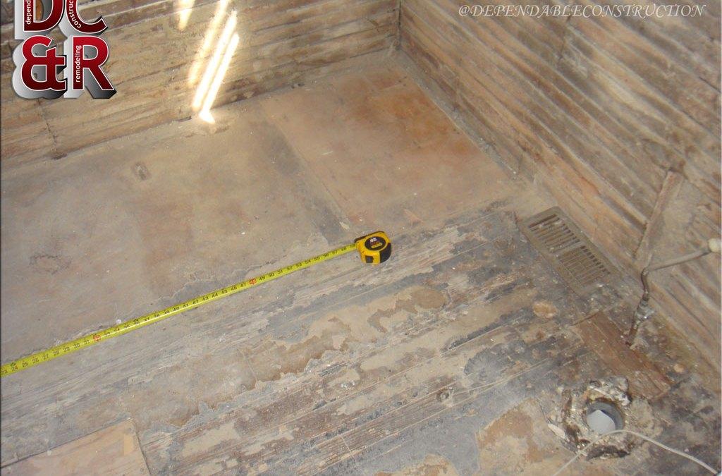 Old Flooring