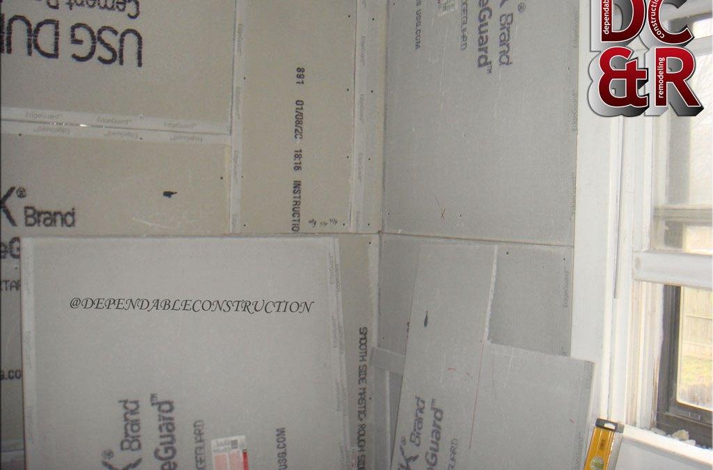 Concrete Board Done