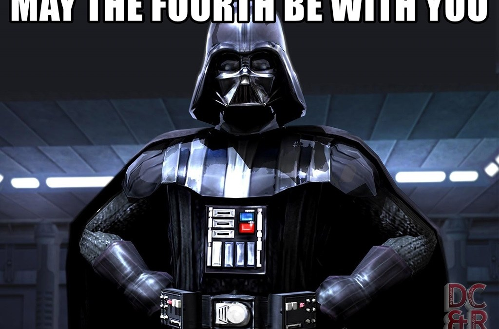 The Fourth Be With You