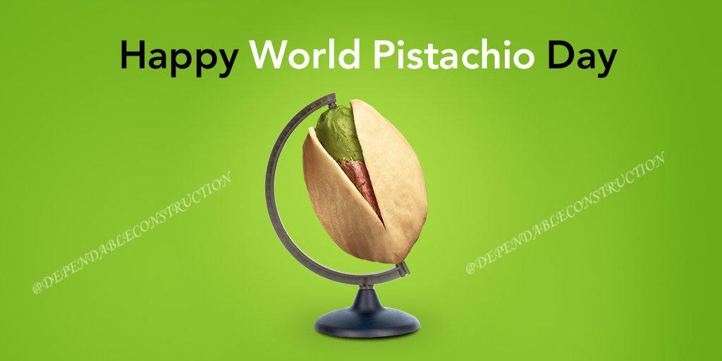 Pistachio Day 2021
