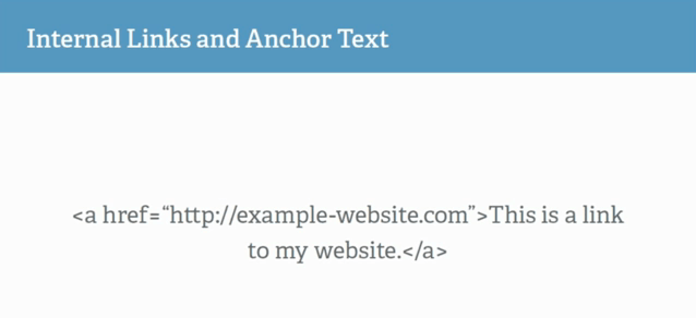 Links-and-anchor-text-tags