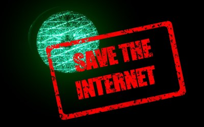 Protesters pour effort into Quixotic battle for Net Neutrality