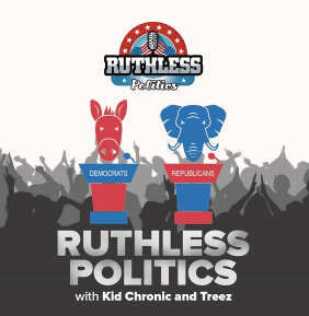 Have You Heard the Ruthless Politics Podcast Yet