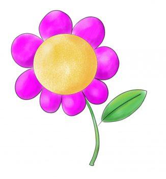 flor terminada