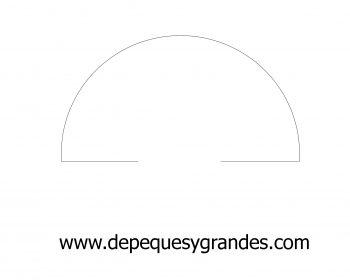 medio círculo