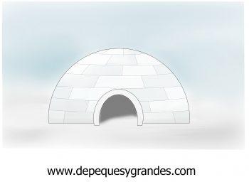 iglú terminado