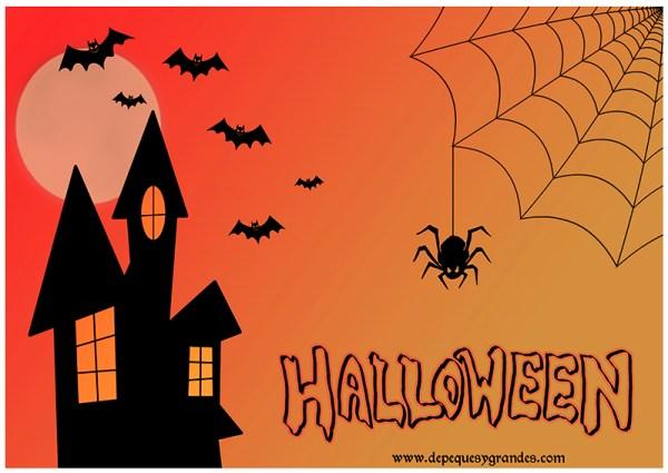 salvamantel para halloween