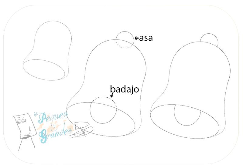 Aprender a dibujar dibujos de navidad paso a paso