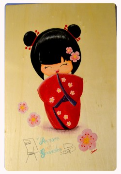 muñeca oriental