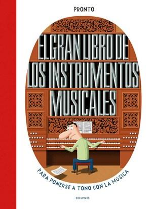 portada el gran libro de los instrumentos musicales