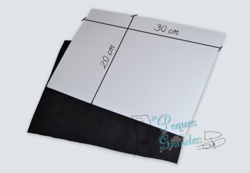 Medidas banderas de fórmula uno en goma eva
