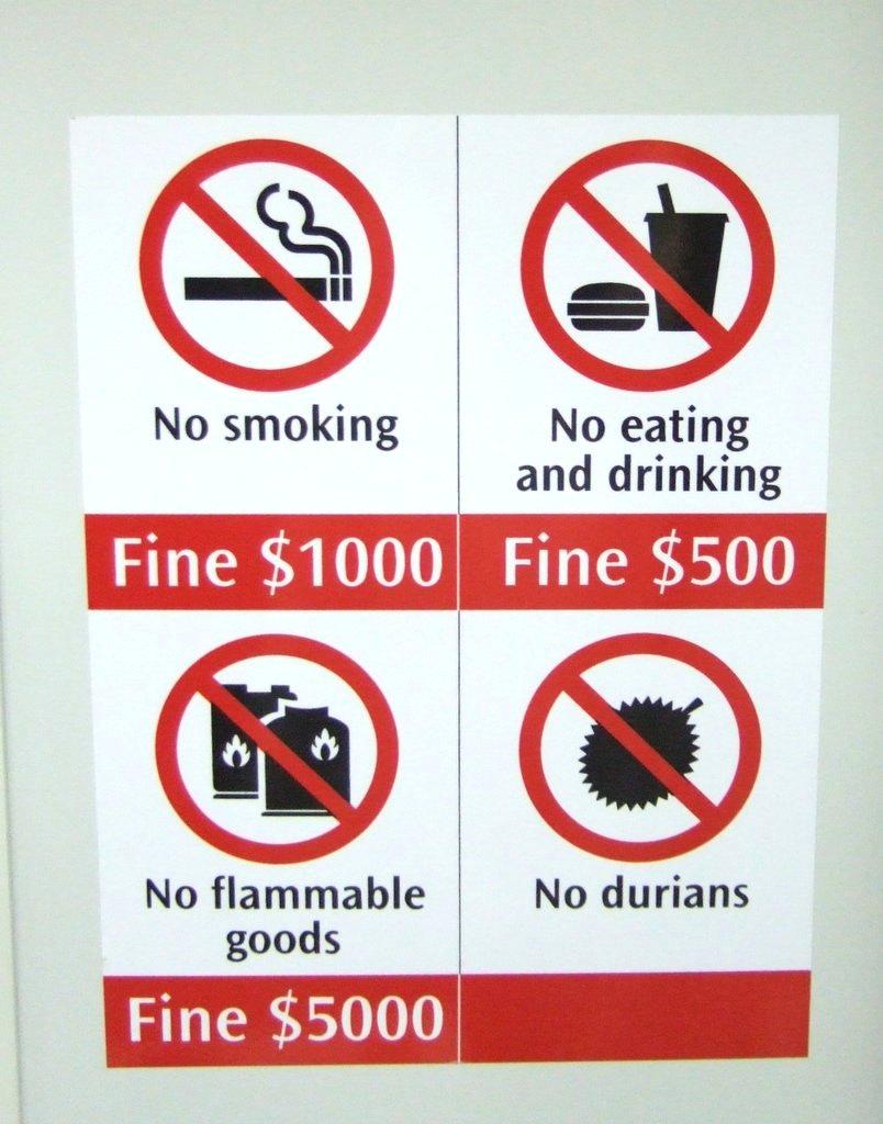 Singapur Durian