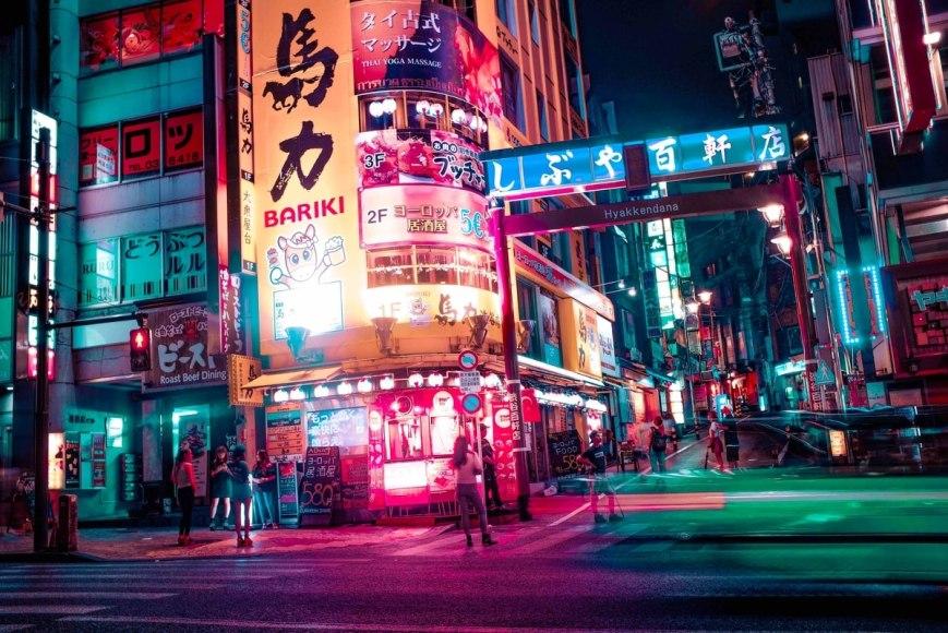 technology japon timelapse viajar colores tecnologia