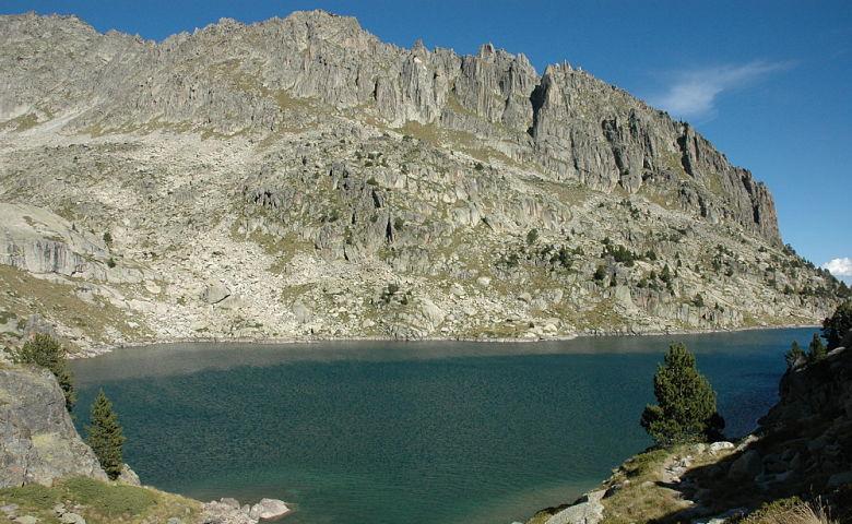 Estany Gran d'Amitges Lago Grande de Amitges