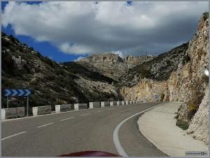 Route naar Alcoy