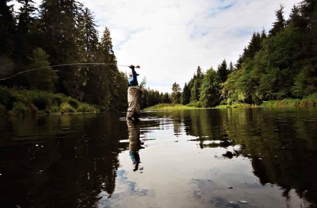 Las 5 mejores cañas de pesca a mosca para el 2021