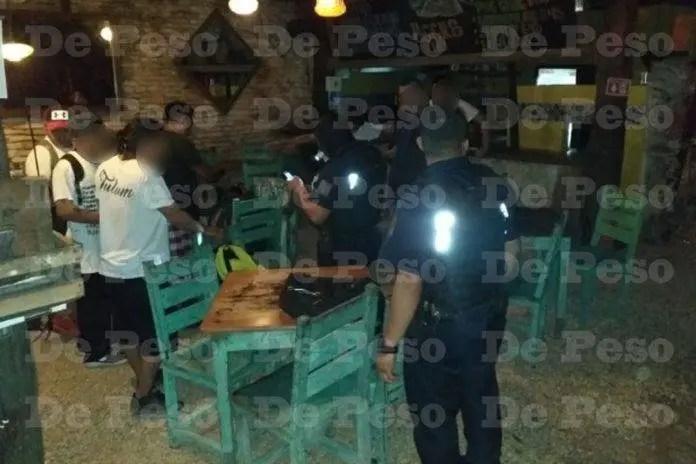 """Ejecutan a hombre dentro de """"Scream Bar"""" en Tulum"""