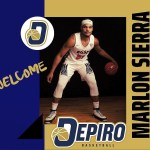 Marlon Sierra signing with Depiro BC