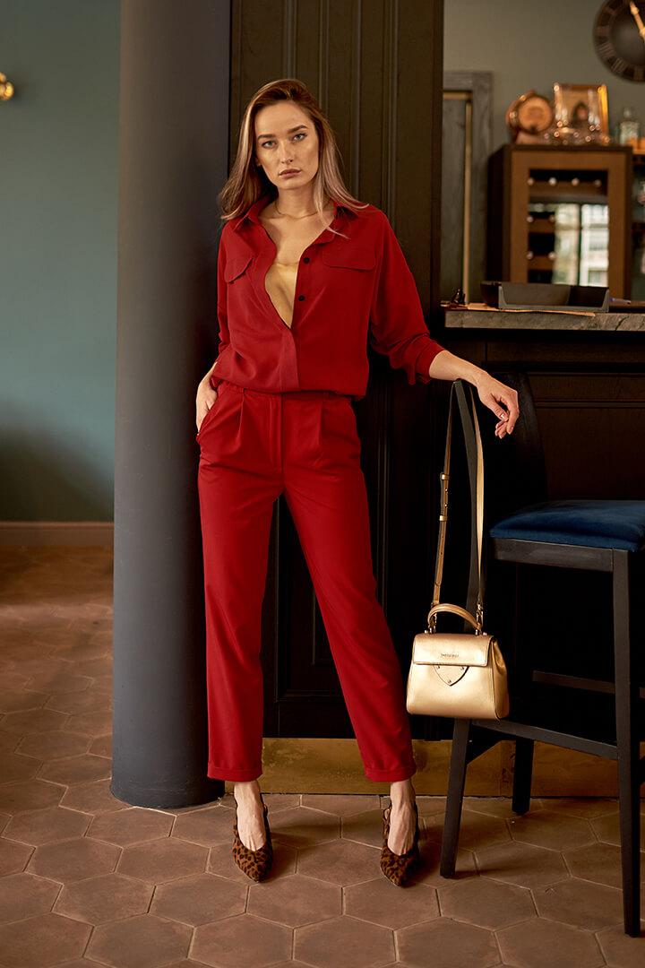 Блуза /рубашка и брюки DE palce
