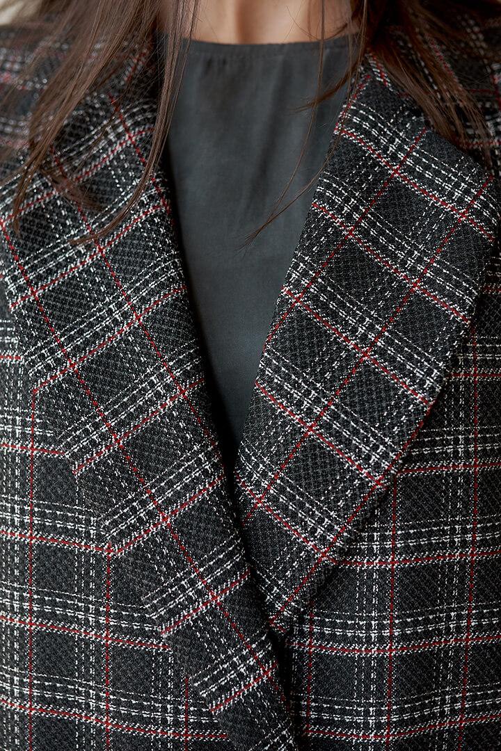 Пиджак фактурный DEplace