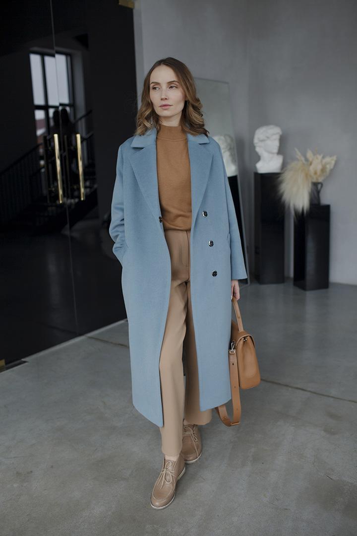 Пальто-халат De place