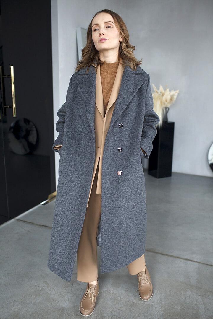 Пальто-халат Deplace