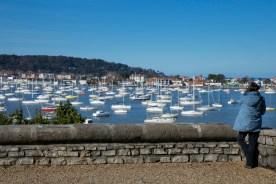 Barcos en Hendaya