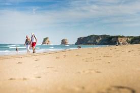 Playa de Hendaya