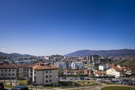 Vista de Irun