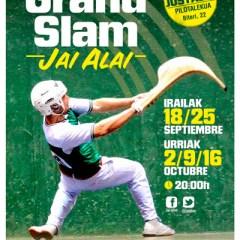 GRAN SLAM – JAI ALAI (HONDARRIBIA)