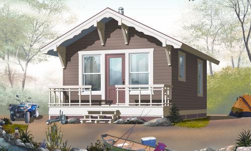 Casa de veraneo 1