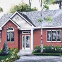 Casa de 1 piso, 2 habitaciones y 90 metros cuadrados