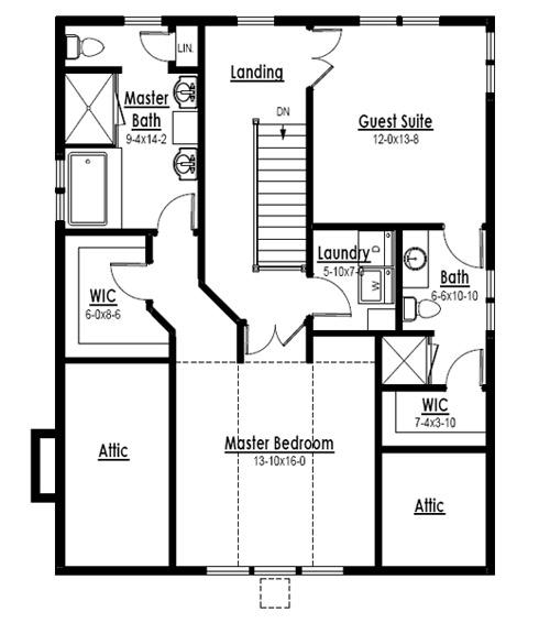 Casa de 2 pisos 3 habtiaciones y 205 metros cuadrados for Bano 2 metros cuadrados