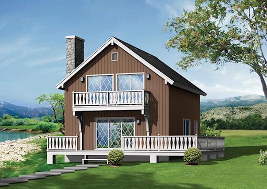 Casa de 5 dormitorios, 2 pisos y 125 metros cuadrados