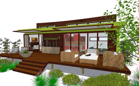 Casa De Un Dormitorio Y 45 Metros Cuadrados Planos De Casas Gratis Deplanos Com
