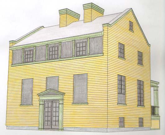 Casa de dos pisos tres dormitorios y 134 metros cuadrados