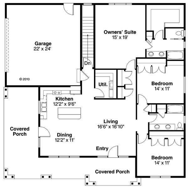 casa de 3 dormitorios y 168 metros cuadrados planos de