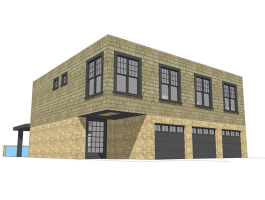 Ver planos de casas con locales planos de casas gratis for Casa moderna 5 dormitorios