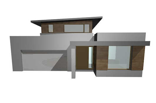 Casa de dos pisos, tres dormitorios y 326 metros cuadrados