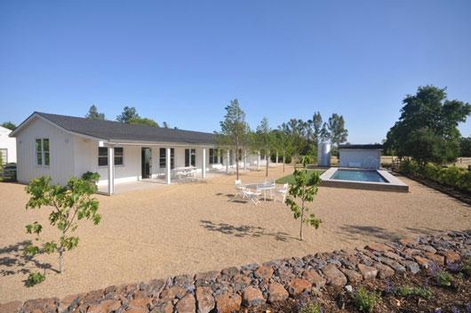 Casa chorizo moderna de 224 metros cuadrados
