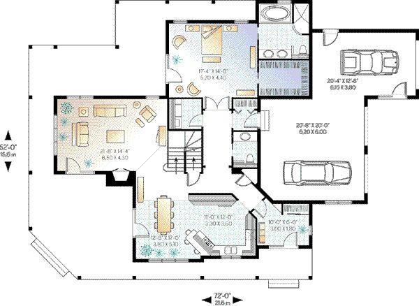 Lujosa casa de dos plantas cuatro dormitorios y 278 for Tipos de escaleras para casa habitacion